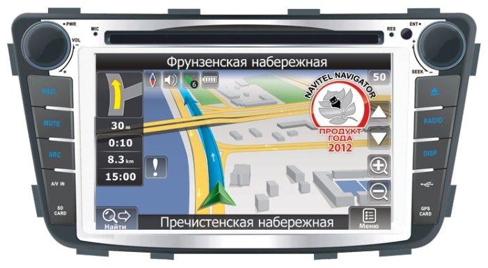Автомагнитола Velas V-HSO Hyundai Solaris
