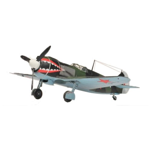 Купить Сборная модель ZVEZDA Советский истребитель Ла-5 (4803) 1:48, Сборные модели