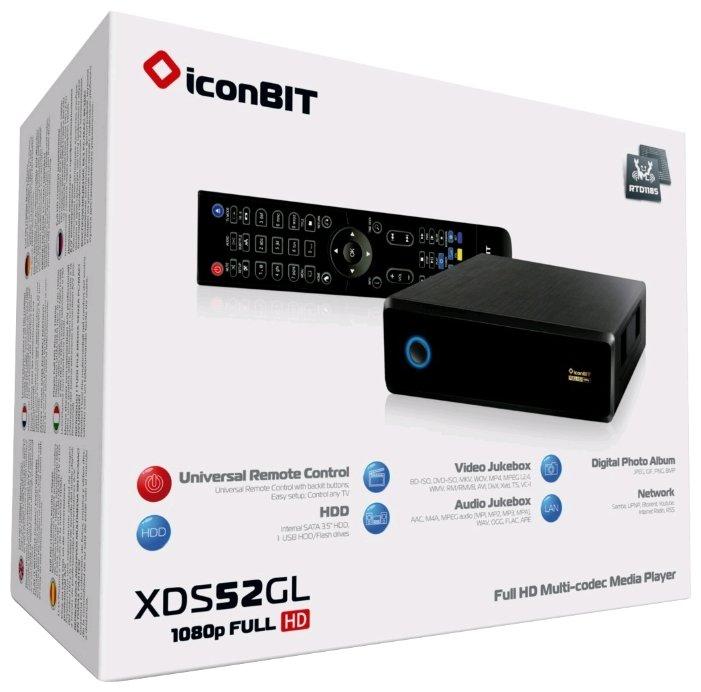 Iconbit xds52gl инструкция
