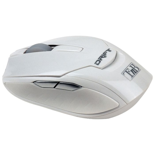 Мышь T'nB Wireless laser mouse DRIFT White USB