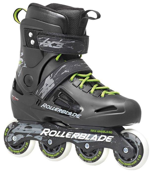 Роликовые коньки Rollerblade Fusion X3 2015