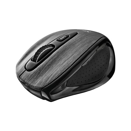Мышь Trust KerbStone Wireless Laser Mouse Black USB