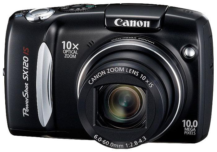Дисплей Canon SX120