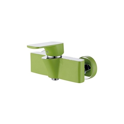 Душевой набор (гарнитур) D&K DA143311x зеленый/хром душевой набор гарнитур argo 101