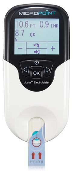 Коагулометр Micropoint qLabs ElectroMeter