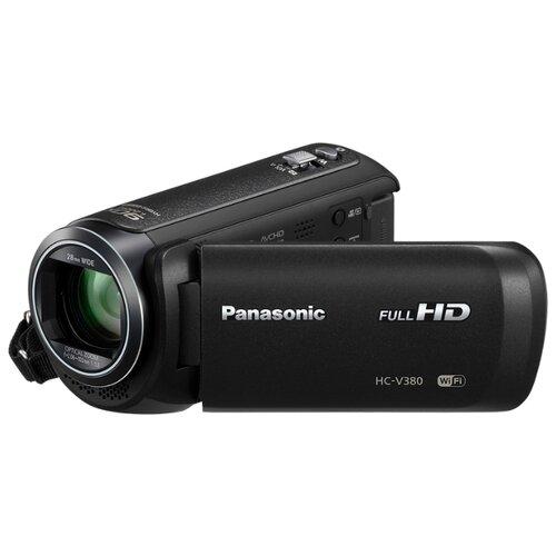 Фото - Видеокамера Panasonic HC-V380 черный видеокамера