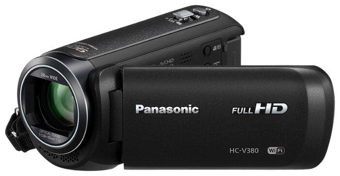 Panasonic HC-V 380 черный
