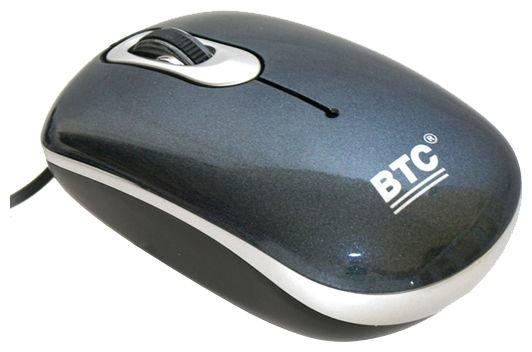 BTC M515U-BL Black USB
