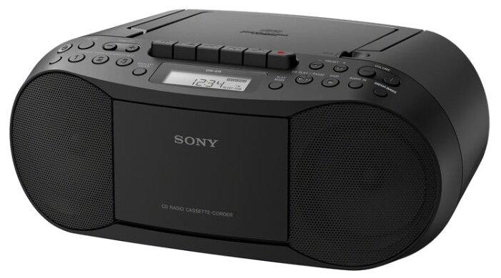 Сравнение с Sony CFD-S70