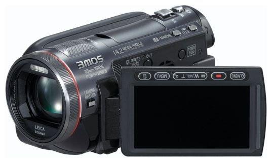 Сравнение с Panasonic HDC-HS700
