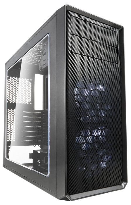 Fractal Design Компьютерный корпус Fractal Design Focus G Gray