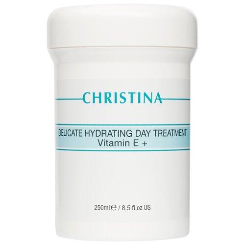 Christina Delicate Hydrating Day Treatment + Vitamin E Дневной крем для лица, 250 мл