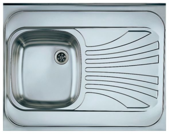 Накладная кухонная мойка ALVEUS Classic 30