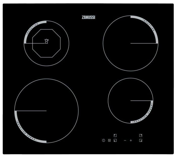 Индукционная варочная панель Zanussi ZEI5680FB