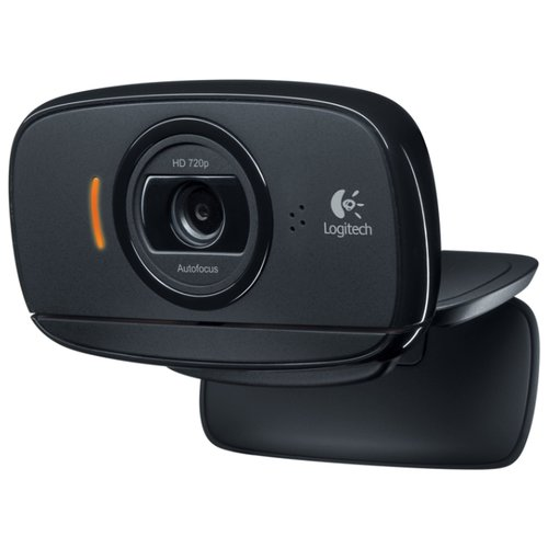 Веб-камера Logitech HD Webcam C525 черный
