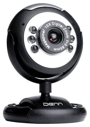 DENN Веб-камера DENN DWC610