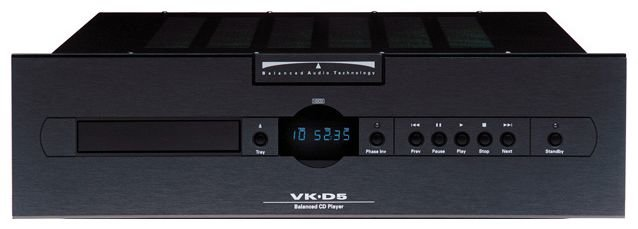 Balanced Audio Technology VK-D5SE