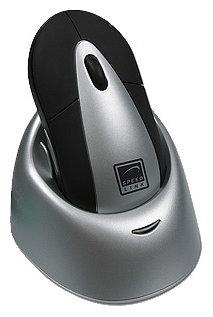 Мышь SPEEDLINK RF Precision Mouse SL-6182 Black-Silver USB+PS/2