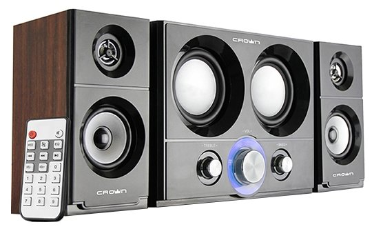 CROWN Компьютерная акустика CROWN CMS-3800