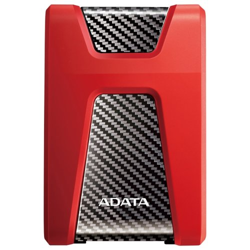 Фото - Внешний HDD ADATA DashDrive Durable HD650 USB 3.1 2 ТБ красный adata hd650 dashdrive durable 1tb 2 5 синий