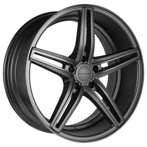 Колесный диск Racing Wheels H-583 8.5x20/5x114.3 D67.1 ET35 DMGM american racing ar894 8 5x20 5x114 3 d72 62 et35 black machined