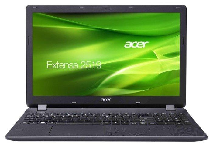 "Acer Extensa 2519-C9NH (Intel Celeron N3060 1600 MHz/15.6""/1366x768/4Gb/500Gb HDD/DVD-RW/Intel HD Graphics 400/Wi-Fi/Bluetooth/Windows 10 Home)"