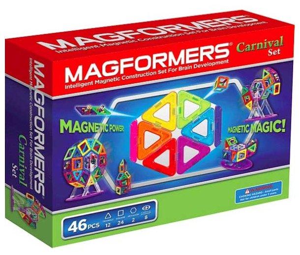 Магнитный конструктор Magformers 63074 Carnival Set