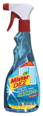 Спрей Mister Dez Eco-Cleaning Нитхинол для мытья стекол