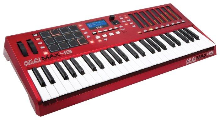 MIDI-клавиатура AKAI MAX49