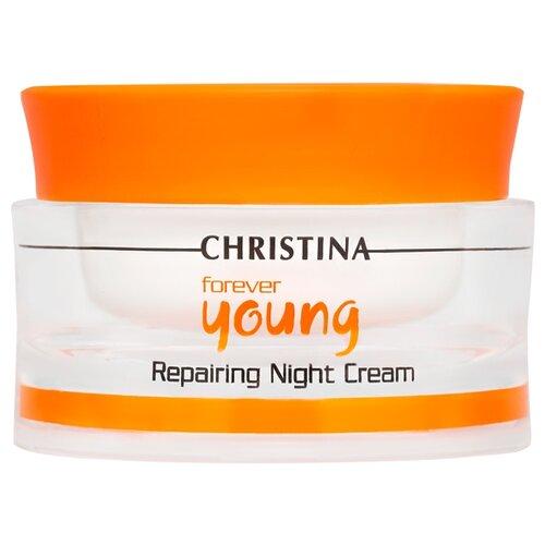 Christina Forever Young Repairing Night Cream Ночной восстанавливающий крем для лица, 50 мл