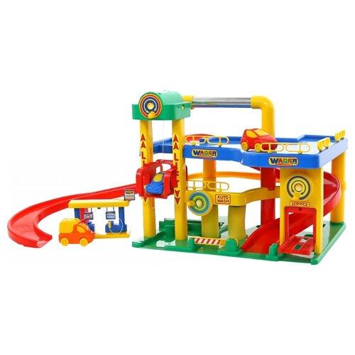 Купить Wader Паркинг Garage №1 37824, Детские парковки и гаражи