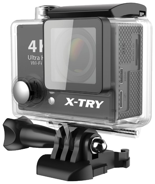 X-TRY XTC 200 UltraHD WiFi