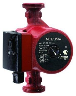 NeoClima TCP 25/6-180