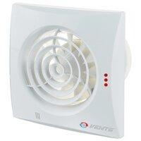 Накладные вентиляторы вентс 125 Квайт ТН (Vents 125 Quiet) белый Vents