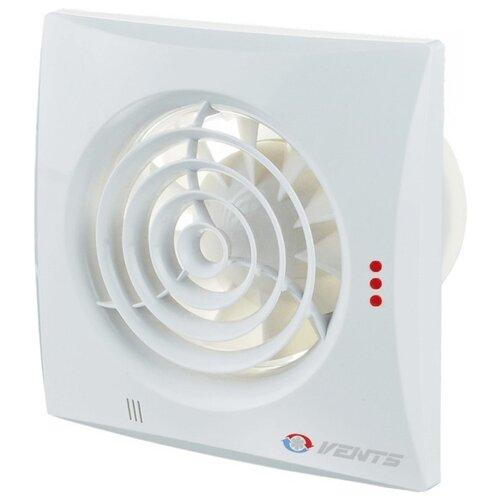 Вытяжной вентилятор VENTS 100 Квайт Т, белый 7.5 Вт вытяжной вентилятор vents 100 квайт красный 7 5 вт
