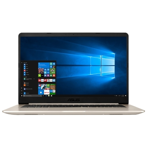 "Ноутбук ASUS VivoBook S15 S510UN (Intel Core i5 8250U 1600 MHz/15.6""/1920x1080/6GB/1000GB HDD/DVD нет/NVIDIA GeForce MX150/Wi-Fi/Bluetooth/Windows 10 Home)"