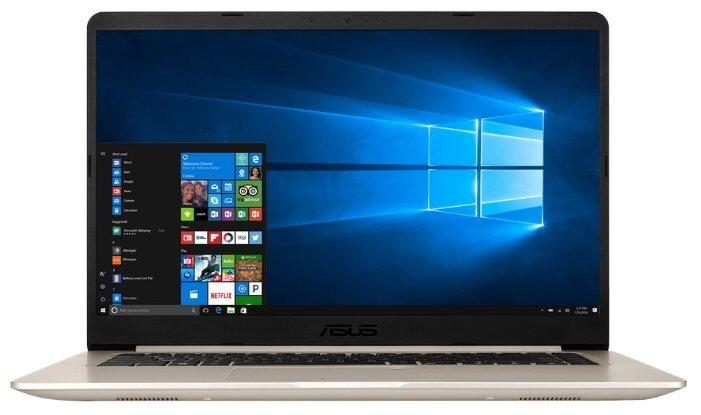 "Ноутбук ASUS VivoBook S15 S510UN (Intel Core i7 7500U 2700 MHz/15.6""/1920x1080/8Gb/1128Gb HDD+SSD/DVD нет/NVIDIA GeForce MX150/Wi-Fi/Bluetooth/Windows 10 Home)"