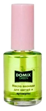 Масло авокадо для ногтей и кутикулы Domix DX106681