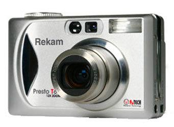 Фотоаппарат Rekam Presto-T60