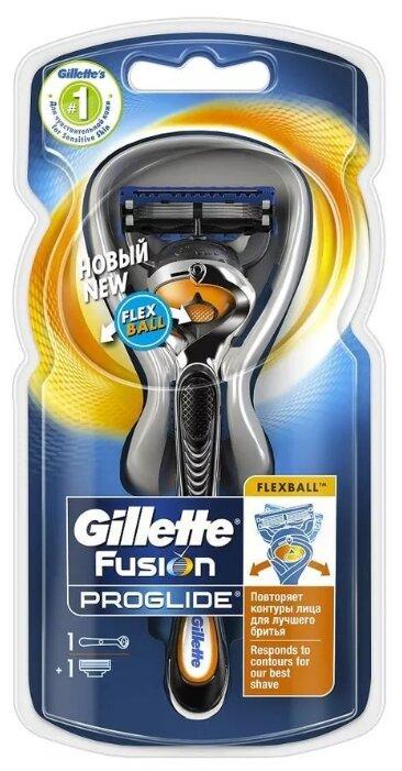 Бритвенный станок Gillette Fusion5 ProGlide Flexball