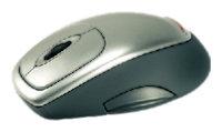 Мышь Cherry M-6000 Silver-Grey USB+PS/2