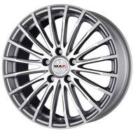Диск колесный Mak Fatale 8x18/5x120 D72.6 ET30 Silver