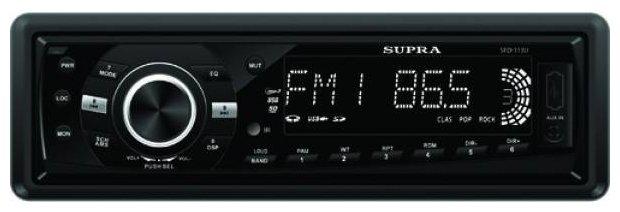 SUPRA SFD-1013DCU