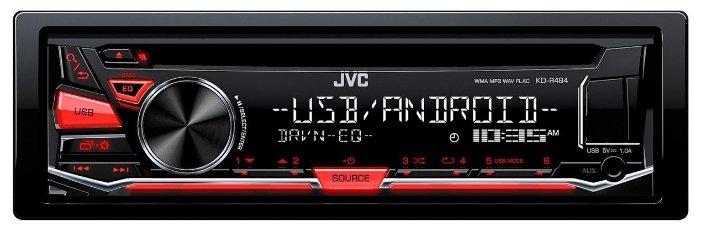 Автомагнитола JVC KD-R484