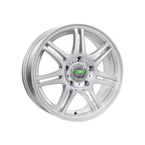 Колесный диск Nitro Y-4601 6x15/4x100 D54.1 ET48 Silver