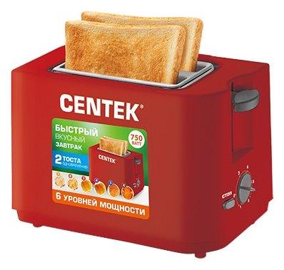 CENTEK Тостер CENTEK CT-1425