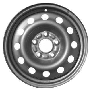 Колесные диски ТЗСК 86546928317 Renault Logan 2 6,0\R15 4*100 ET40 d60,1 Черный-глянец