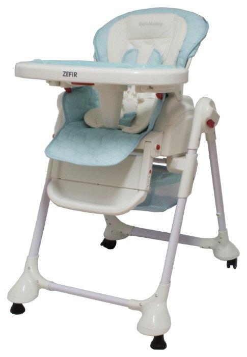 Стульчик для кормления Coto Baby Zefir