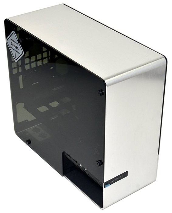 IN WIN Компьютерный корпус IN WIN 901 w/o PSU Black/silver