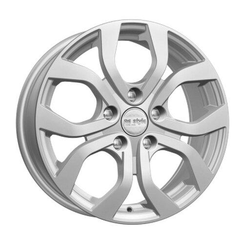 Колесный диск K&K КС704 6.5x16/5x114.3 D67.1 ET50 сильвер k